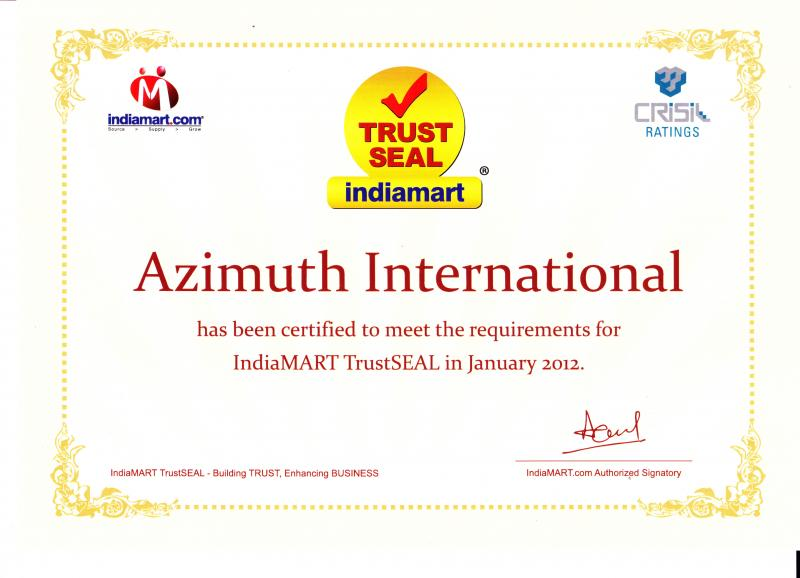 Trust Seal by Crisil